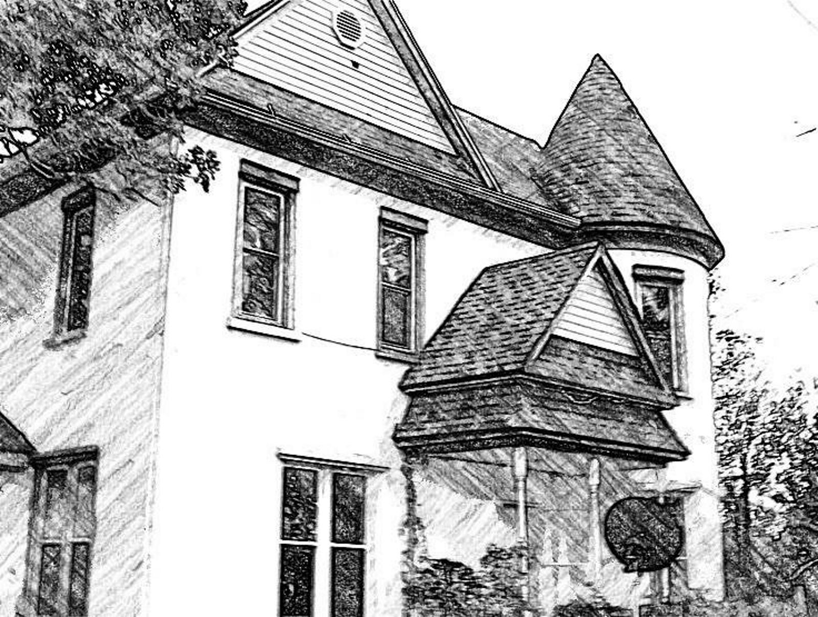 Haunted Castlehouse B&B