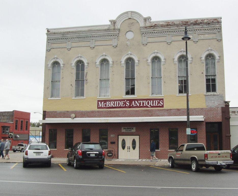 Burlingame and Chaffee Opera House